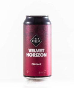 Frau Gruber-Velvet Horizon