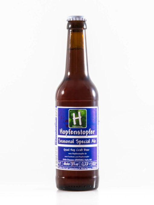 Hopfenstopfer-Seasonal Special Ale