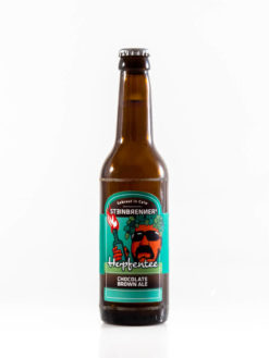 Steinbrenners Hopfentee-Chocolate Brown Ale