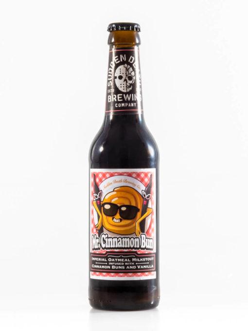 Sudden Death Brewing-Mr. Cinnamon Bun