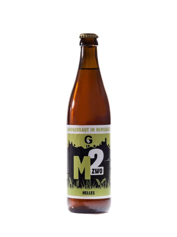 M² – Grasslandbrewers UG-Helles
