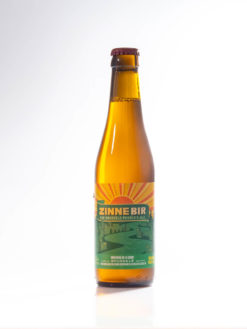 De la Senne-Zinnebir The Brussels People Ale