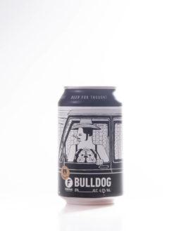 Frontaal-Bulldog