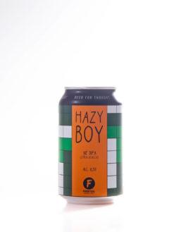 Frontaal-Hazy Boy