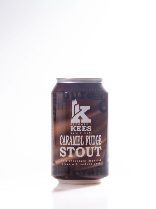 Kees-Caramel Fudge Stout