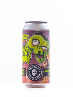 Sudden Death Brewing-I Walked with a Zombie