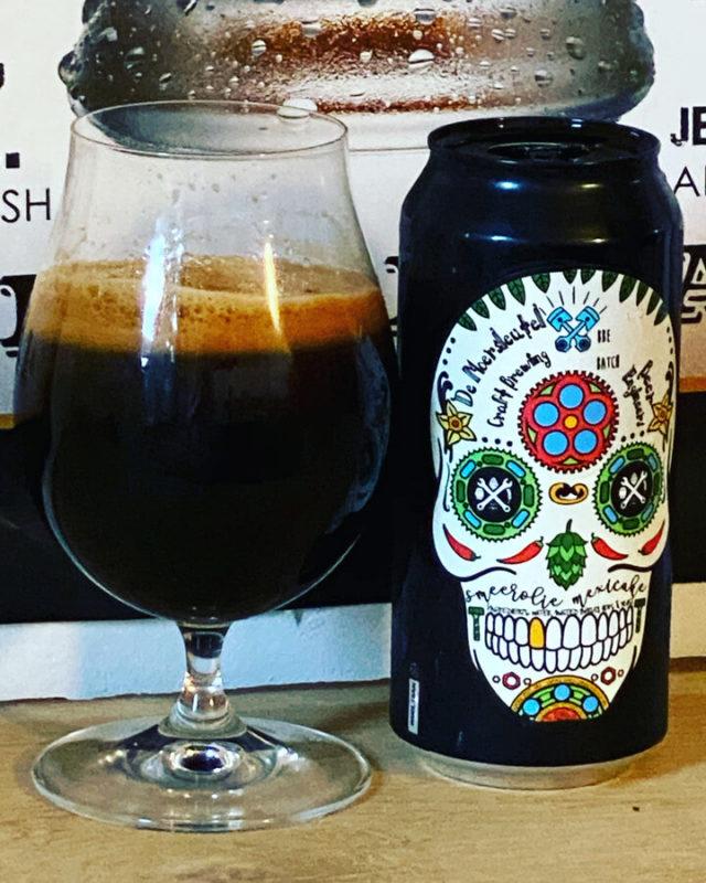 Tasting Demeursleutel Smeerolie Mexicake