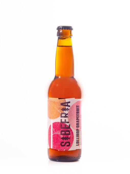 Sibeeria-Lollihop Grapefruit
