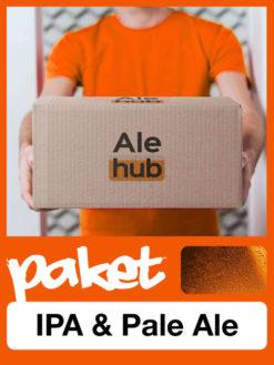 Pakete-IPA / Pale Ale Paket 18er