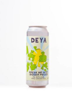 Deya-Break me into Bigger Pieces