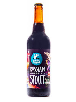 Fehér Nyúl Brewery-Russian Imperial Stout 2018