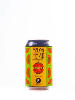 Frontaal-Melon Head