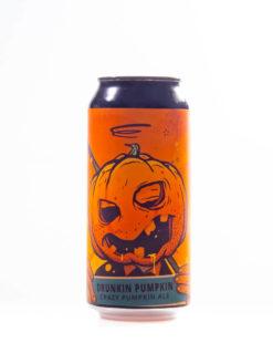 Hertl-Drunkin Pumpkin