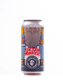Sudden Death Brewing-If You Got Complaints, Talk To The Tourmanager