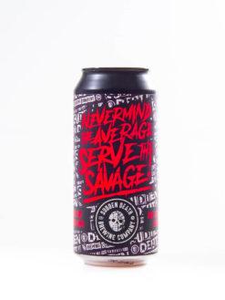 Sudden Death Brewing-Nevermind the Severage