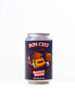 Two Chefs Brewing-Bon Chef