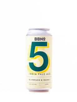 Brew by Numbers-5 IPA - El Dorado & Idaho 7