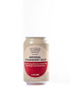 Garden Brewery-Imperial Strawberry Sour