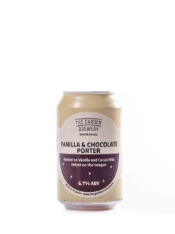 Garden Brewery-Vanilla & Chocolate Porter