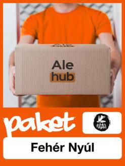 Fehér Nyúl Brewery Fehér Nyúl Paket 10er