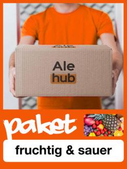 Pakete Fruchtig und Sauere Biere 18er