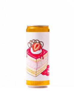 Brewski-Napoleon Cake