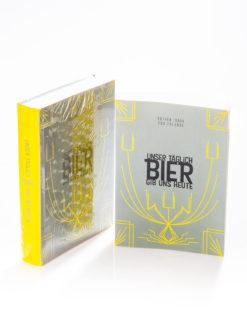 Lektüre Unser Täglich Bier gib uns Heute - Hardcover