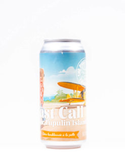 Piggy Brewing Last Call for Lupulin Island