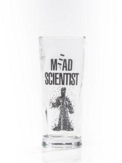Mad Scientist Bierglas 440 ml