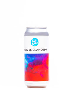 Ale-Mania New England IPA 0.44 Liter Dose