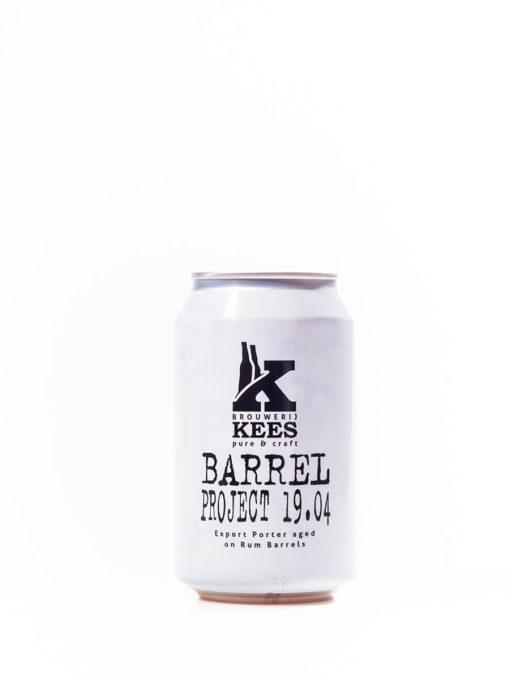 Kees Barrel Project 19.04