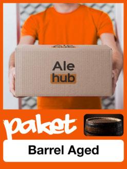 Pakete Barrel Aged Biere 12er