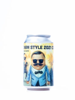 Lobik Gangnam Style 2021 Confirmed