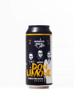 Münich Brew Mafia Imperial Don Limone ( 5 Years Edition )