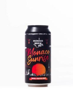 Münich Brew Mafia Monaco Sunrise