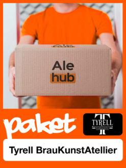 Pakete Tyrells Biermenü 2021 3er