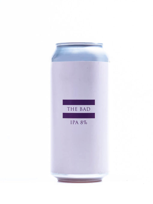 Duckpond Brewing The Bad DIPA