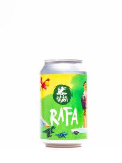 Fehér Nyúl Brewery Rafa 0,33 Liter Dose
