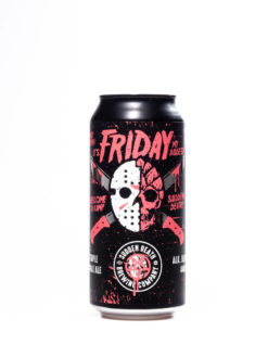 Sudden Death Brewing It's Friday My Dudes