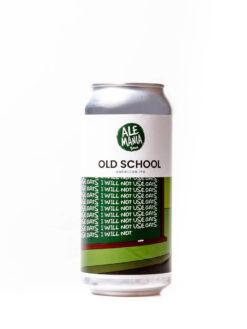 Ale-Mania Old School