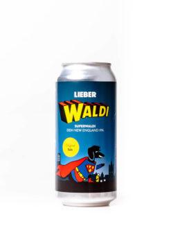 Lieber Waldi Superwaldi