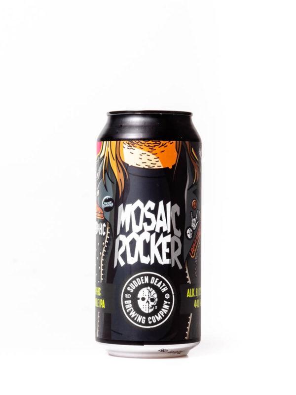 Sudden Death Brewing Mosaic Rocker HDHC DIPA