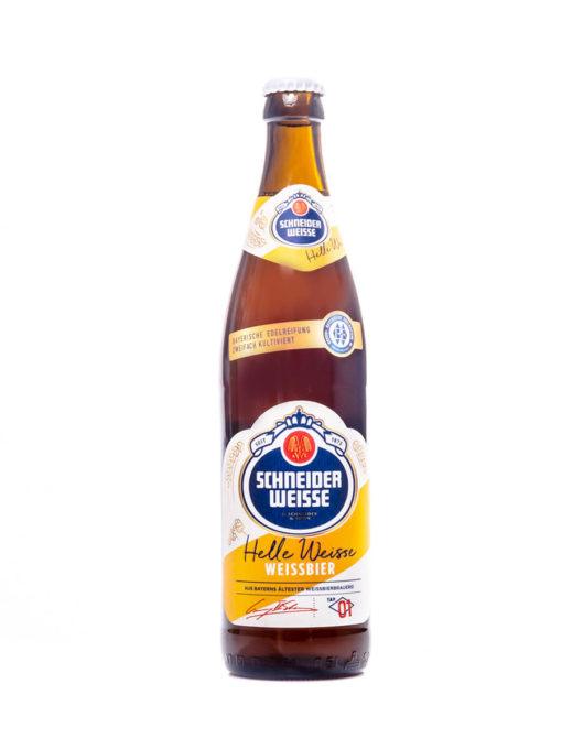 Schneider Weisse Tap 1 Helle Weisse 0,5 Liter im Shop kaufen