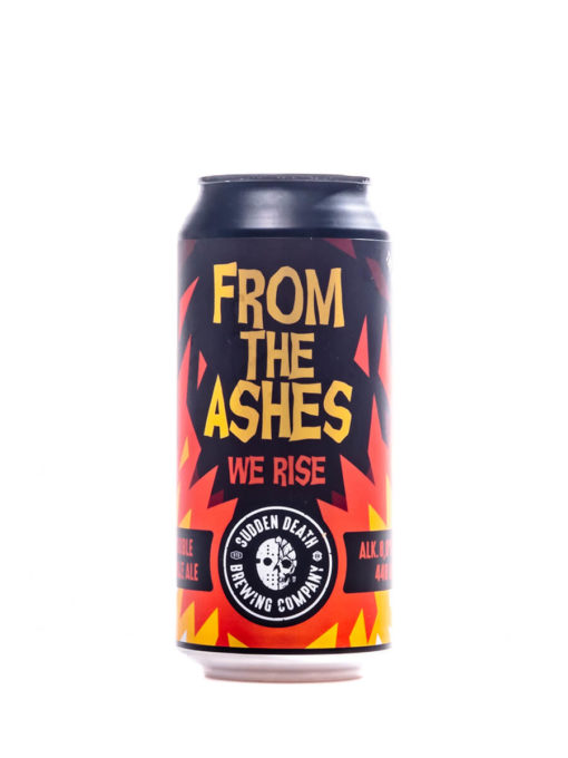 Sudden Death Brewing From The Ashes We Rise im Shop kaufen