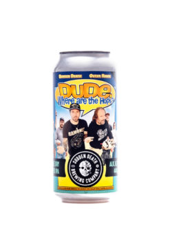 Outer Range Dude, Where Are the Hops? w/ Outer Range Brewing Co im Shop kaufen