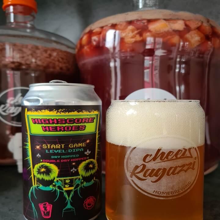 Highscore Hereos - Schwarze Rose / True Brew Collab Tasting kaufen