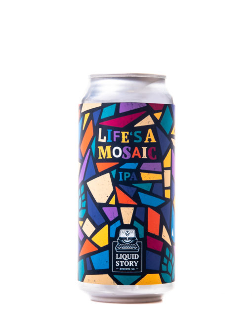 Liquid Story Brewing CO. | Life's A Mosaic IPA im Shop kaufen